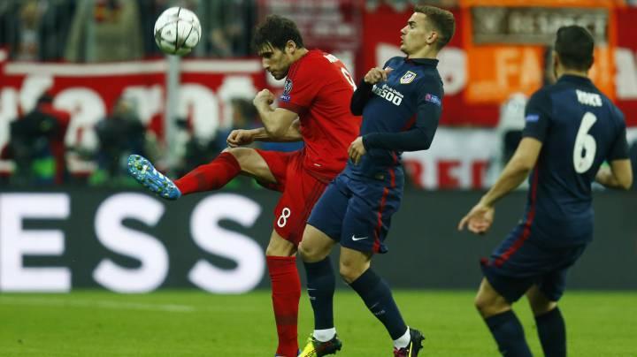 Bayern 2 1 Atletico De Madrid Resumen Resultado Y Goles As Com