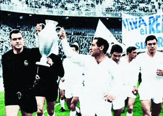 50 years ago today: Real Madrid win the 1966 European Cup