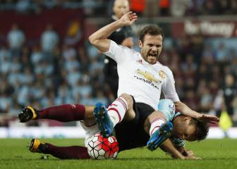 West Ham vs Manchester United en vivo y en directo