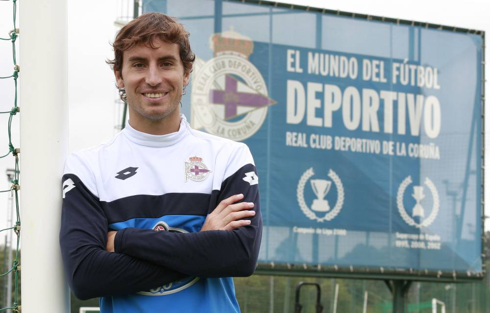 I want Real Madrid to win the title, admits Depor's Mosquera