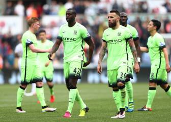 City, Arsenal the big winners in dramatic Premier League finale