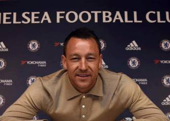 Terry signs new Chelsea deal