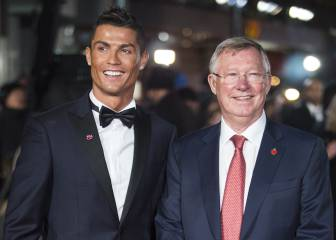 Sir Alex Ferguson explains why Ronaldo is better than Messi