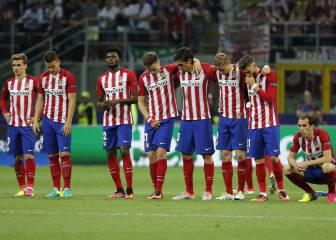 Atlético player ratings
