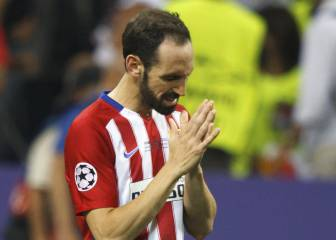 Juanfran in heartfelt letter to Atleti fans after penalty miss