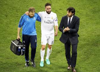 Heartbreak for Dani Carvajal, opportunity for Hector Bellerín