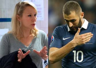 Le Pen on Benzema: