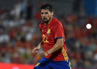 Atlético to go head-to-head with Barça for Nolito