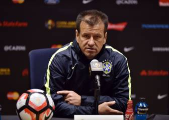 Brazil sack Dunga after early Copa exit