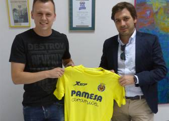 Cheryshev completes five-year Villarreal switch