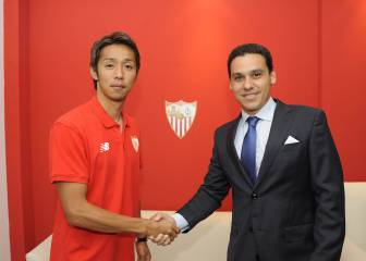 Kiyotake signs four-year deal to complete Sevilla switch