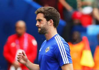 Will Grigg se ha convertido en héroe por accidente