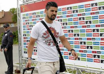 Nolito on the verge of joining Manchester City - report