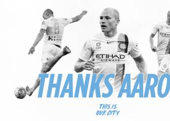 Aaron Mooy becomes Pep's second signing at City