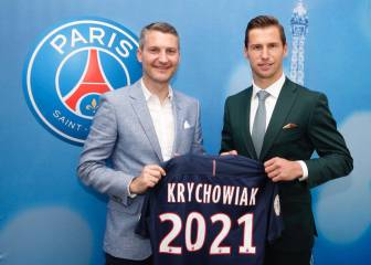 Official: Krychowiak off to PSG