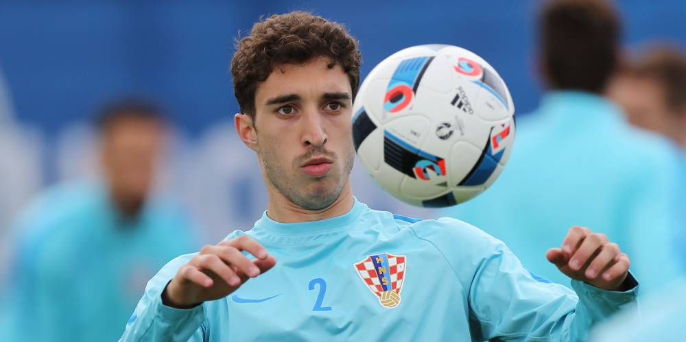 Atlético Madrid confirm signing of full-back Sime Vrsaljko
