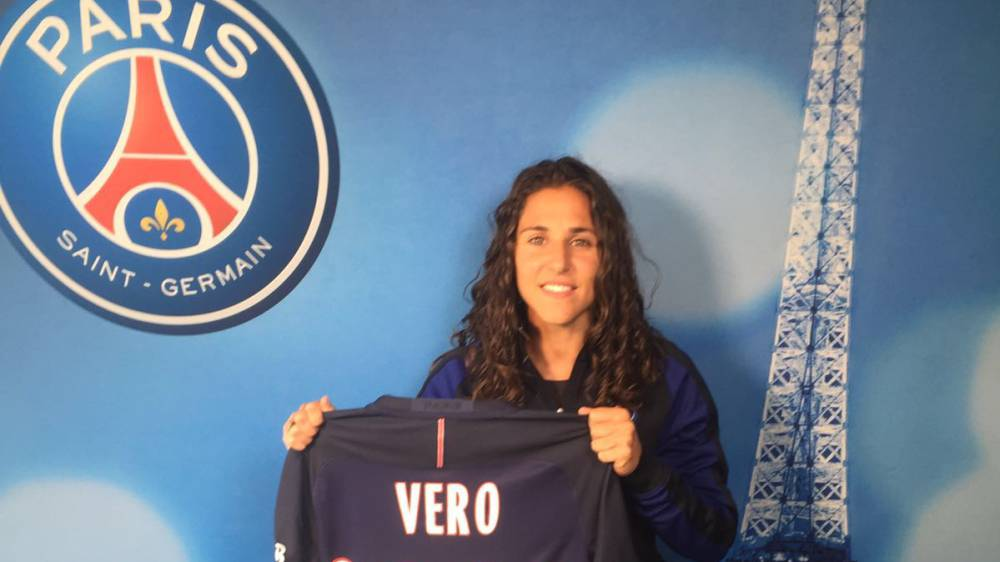 PSG sign Vero Boquete to boost big European dream