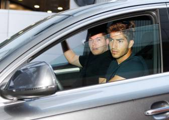 Lucas Silva fails medical with Sporting CP