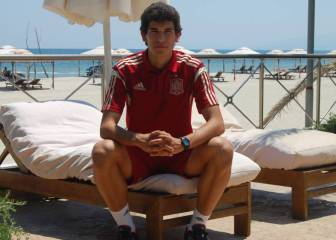 Madrid send Jesús Vallejo on loan to Eintracht Frankfurt