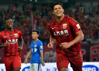Los sueldos estratosféricos de la Superliga china