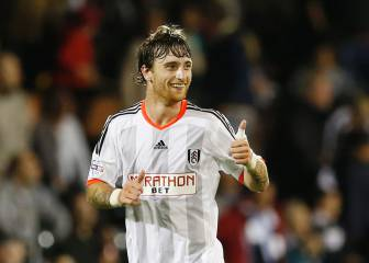 Amorebieta to bid Fulham farewell and join Sporting