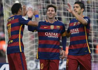 Barça struggling to find a fourth musketeer for the MSN