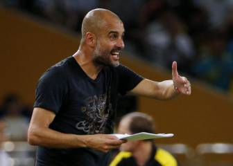Guardiola no esconde interés por defensor del Everton