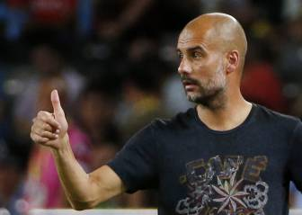 Guardiola responds to Ribéry criticism: