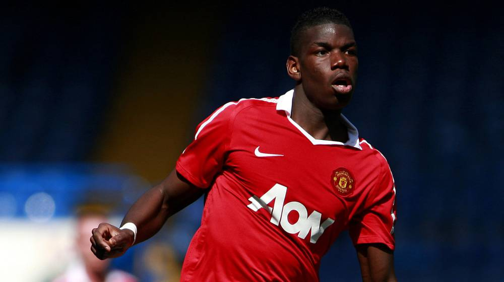 Pogba to complete record Man United move on Wednesday