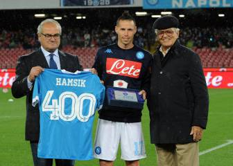 Marek Hamsik signs on at Napoli until 2020