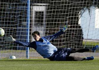 Atlético agree to loan young keeper Werner to Boca Juniors