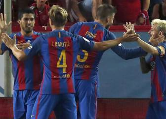 Barça resists, wears down then punishes