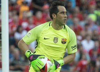 Claudio Bravo and Manchester City reach agreement - reports