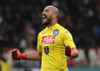Reina offers himself to Barça in case of Bravo exit - reports