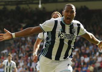 West Brom's Rondón linked with surprise Barcelona move