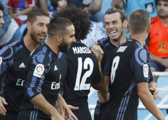 Real Sociedad vs Real Madrid en vivo online: LaLiga Santander