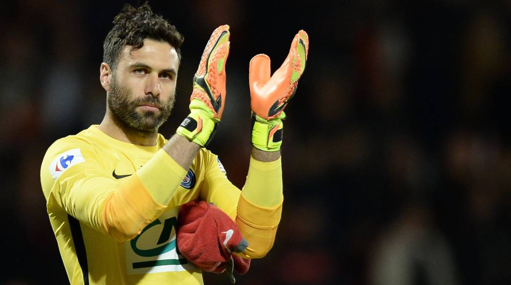 Sirigu set to complete Sevilla move