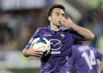 Fiorentina coach confirms striker Rossi set for Celta Vigo