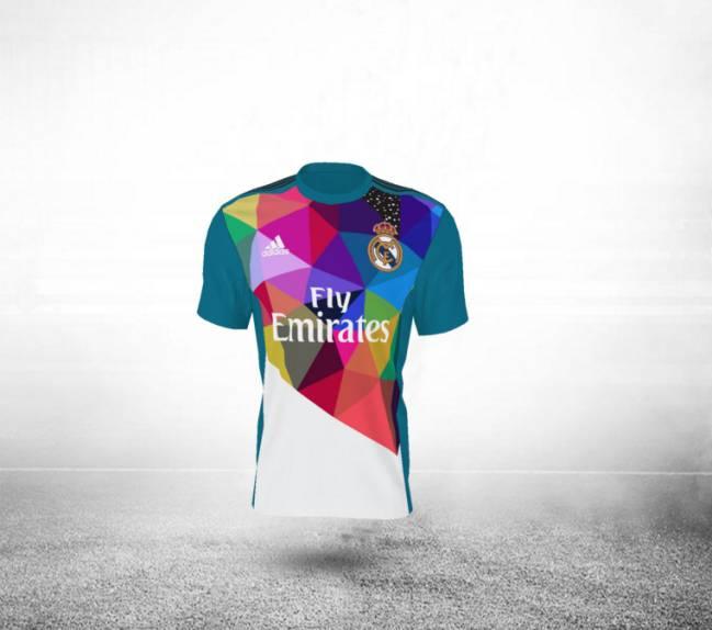 aa73955b88883 Real Madrid El Madrid ya tiene su  Top 100  de diseños para la nueva ...