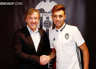 Munir seals Valencia loan move from Barcelona