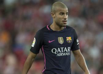 "Rafinha: ""If I don't play I'll consider leaving Barcelona"""