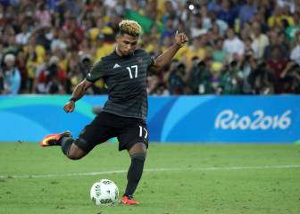 Rio star Serge Gnabry leaves Arsenal for Werder Bremen