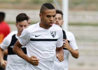 En-Nesyri: from Málaga B to full international in two months