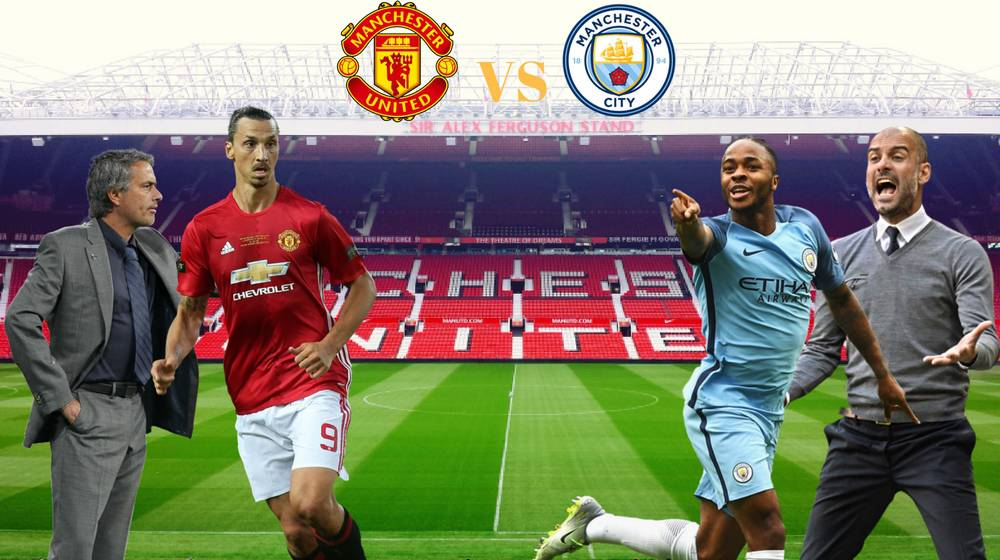 Las 6 claves del United-City: Ibra, Mourinho, Guardiola, Pogba...