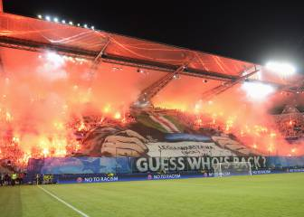 Closed doors risk for Legia Warsaw-Real Madrid