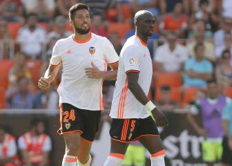 Yet more bad news for Valencia as Garay suffers injury blow