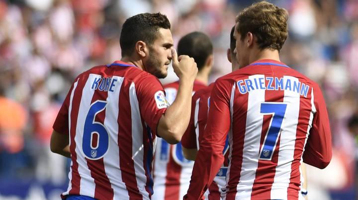 Atletico 5 0 Sporting Resumen Resultado Y Goles Del Partido