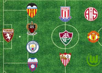 El once ideal de defenestrados por Pep Guardiola