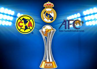 Real Madrid find out Fifa Club World Cup opponents