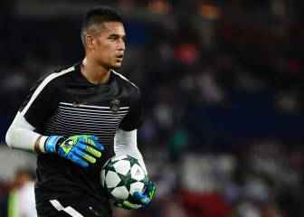Real and Barça keeping tabs on goalkeeper Areola - report